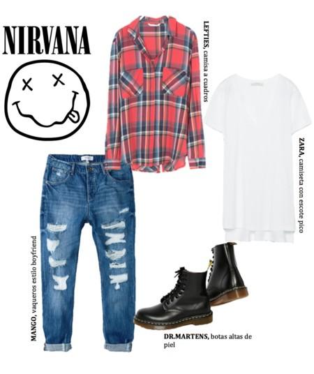 Nirvana Look