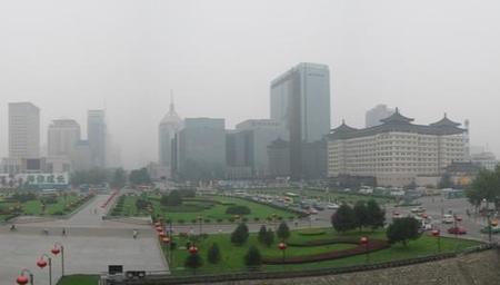 Seguro de contaminación si viajas a Pekín o Xian