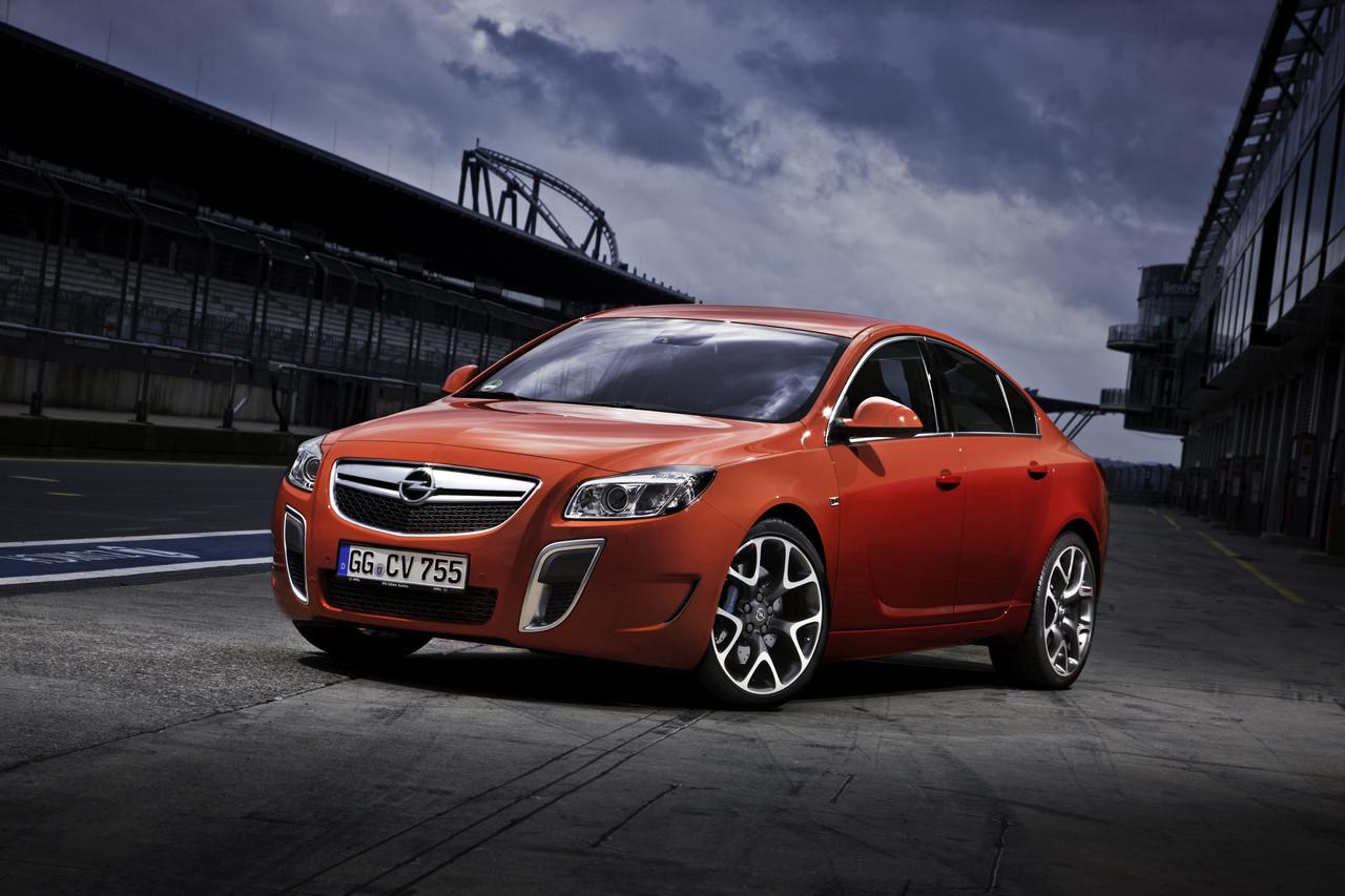 Foto de Opel Insignia OPC Unlimited (1/24)