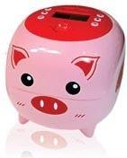 ¡Oink! Hucha de cerdo digital