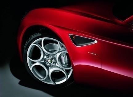 Alfa 8C Competizione, nuevas imágenes del interior