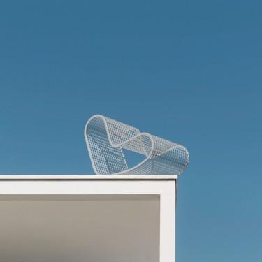 El aluminio es la base de BUIT, la nueva colección de exterior de Mayice Studio para GANDIABLASCO