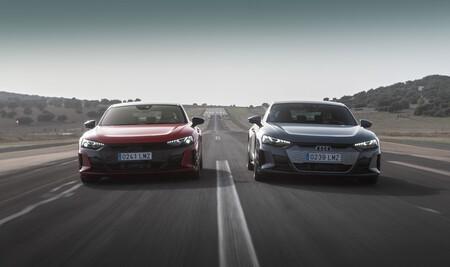Audi driving experience 2021 o cómo mejorar la conducción a bordo de un RS e-tron GT de 598 CV o un Audi R8 V10 de 620 CV