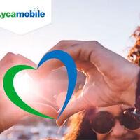 Lycamobile regala 7 o 14 GB de datos por Navidad en algunas de sus tarifas