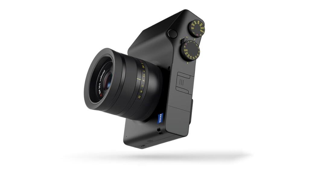 a cámara ZX1 de Zeiss con Android  podría valer 6.000 dólares y estaría muy cerca de salir a la venta