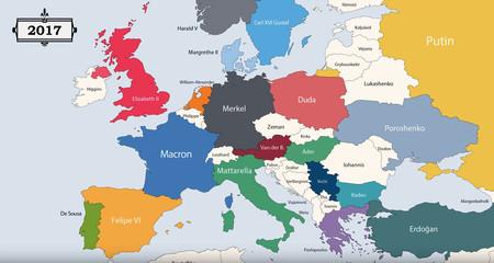 mapa hoy