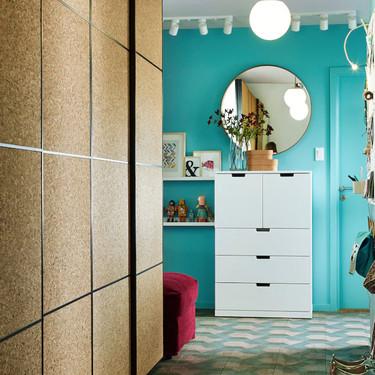 El corcho es el nuevo material de moda, estas siete piezas de Ikea lo demuestran