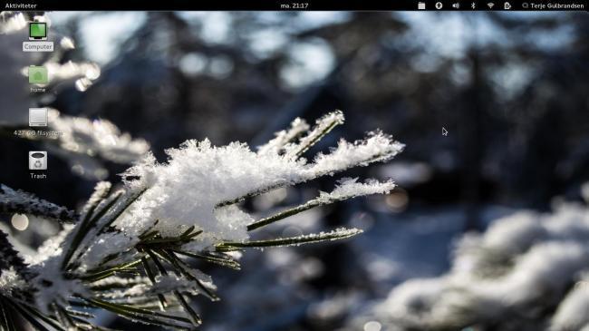 aperture linux