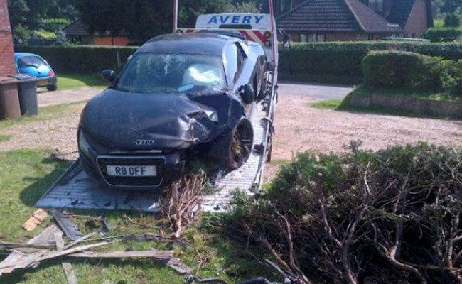 Dolorpasión™: Audi R-8