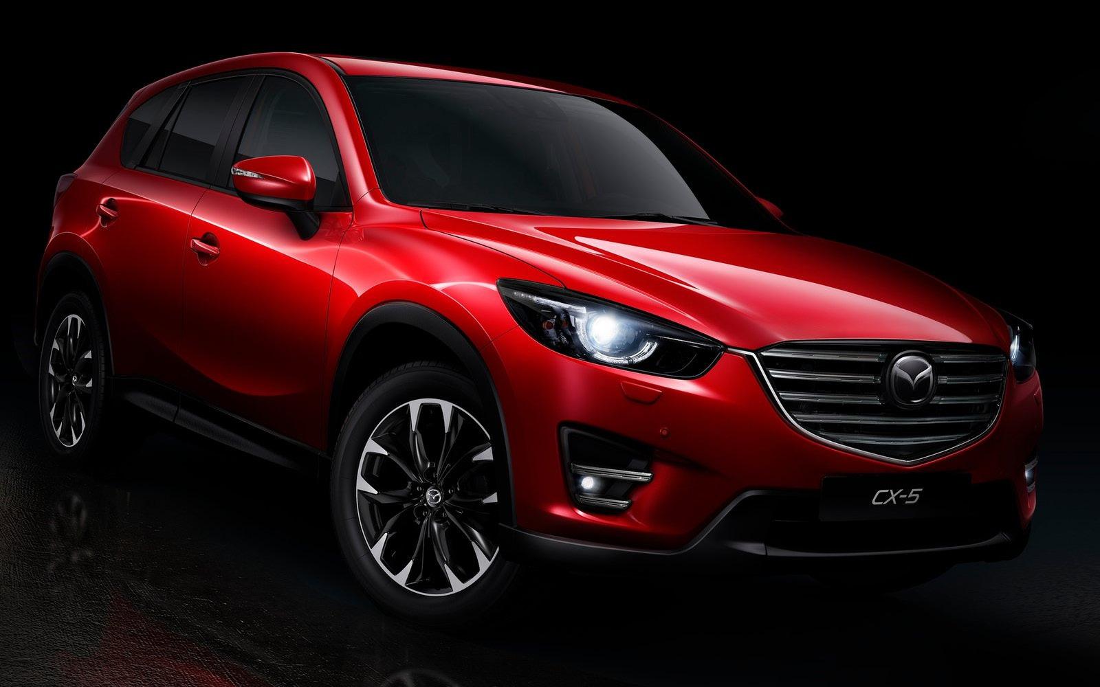 Foto de Mazda CX-5 2016 (10/20)