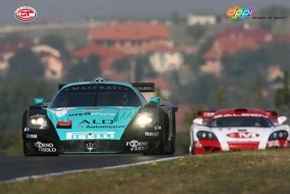 Comienza el FIA GT en Zuhai