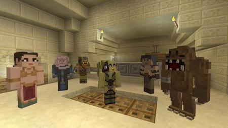 Minecraft Star Wars Pack (6)