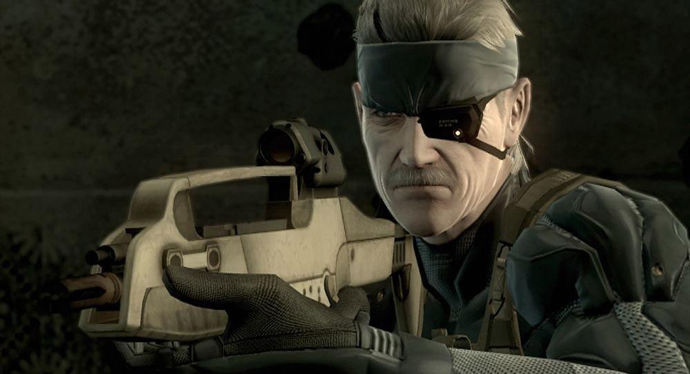 Foto de Metal Gear Solid 4 - Marzo 2008 (3/6)