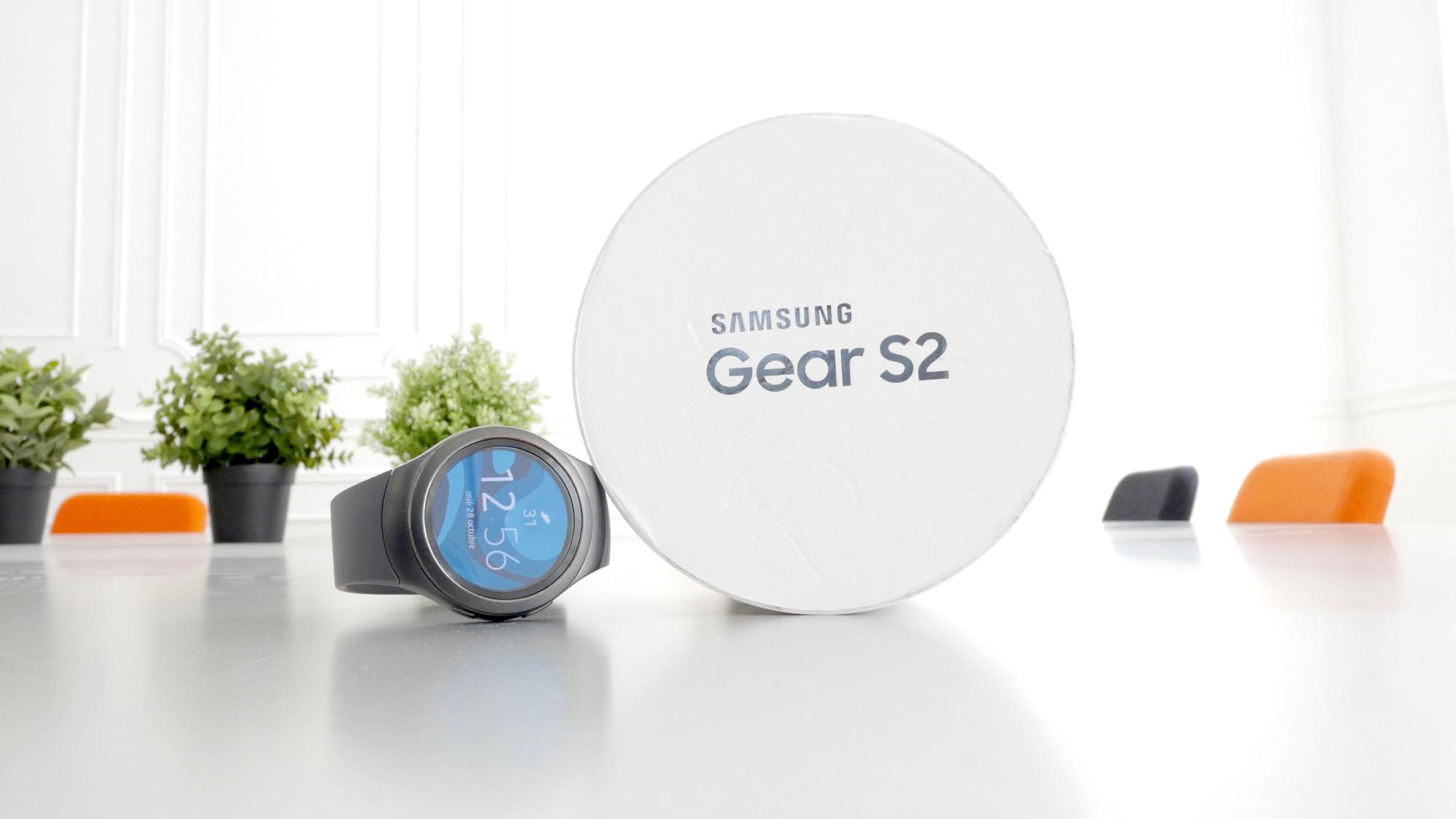 reloj inteligente samsung gear s2 sport por 149 euros y env o gratis. Black Bedroom Furniture Sets. Home Design Ideas