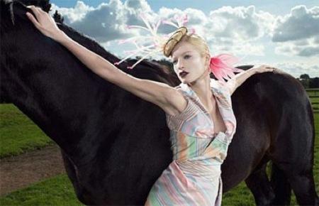 Vivienne Westwood renovará la imagen de Ascot 2009