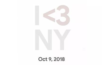 Los Google Pixel 3 ya tienen fecha, serán anunciados el 9 de octubre