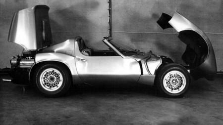 Corvette Xp 819
