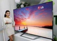 LG ya tiene su televisor 3D de 84 pulgadas con resolución 4K