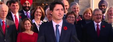 """Trudeau defiende su gobierno paritario """"porque es 2015"""". ¿En cuántos otros aún no lo es?"""