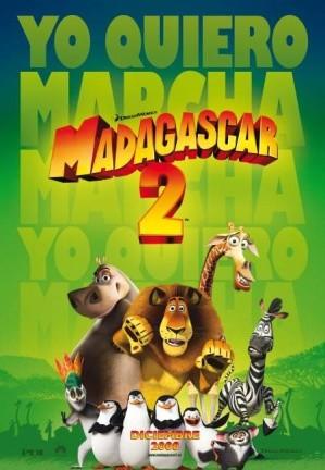 Se viene la peli 'Madagascar 2: de la jaula a la jungla'
