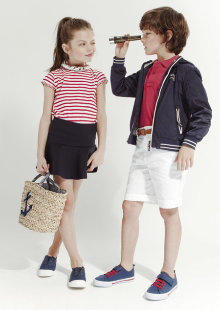 ¡Al abordaje! La ropa marinera más chula para los piratas de la casa
