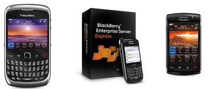 BlackBerry a punto de perder su hegemonía en la empresa