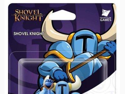 Una tienda publicó por error el amiibo de Shovel Knight