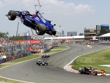 Prost Peugeot Canada F1
