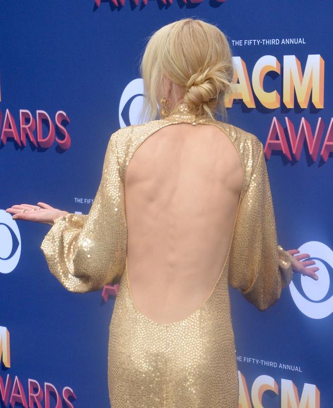 Nicole Kidman Acm Awards 2018 2