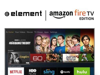 Amazon ya tiene listos televisores cargados con Amazon Fire TV para reforzar la presencia de Alexa y Amazon Prime