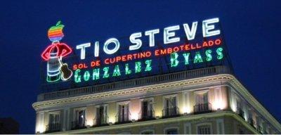 La Apple Store de la Puerta del Sol en Madrid se paraliza, Apple congela las negociaciones para alquilar el edificio