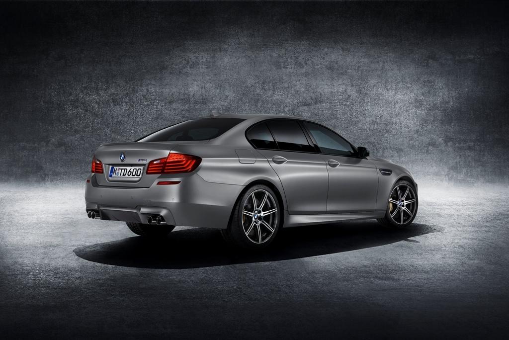 Foto de BMW M5 30 Aniversario (1/10)