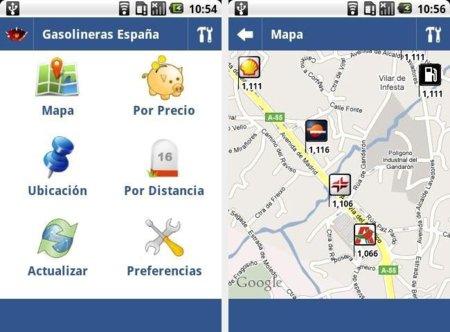 Gasolineras-España-Android
