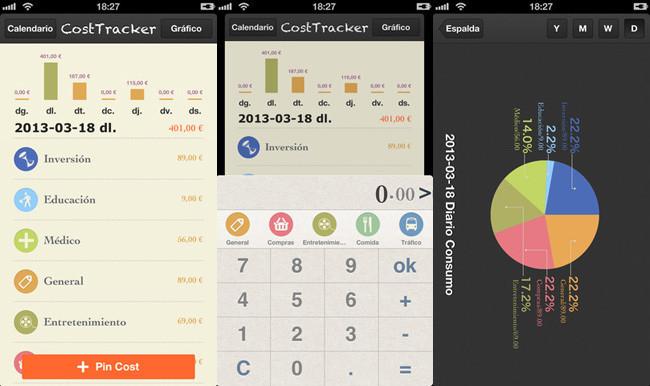 Gestores de contabilidad para iPhone - 4