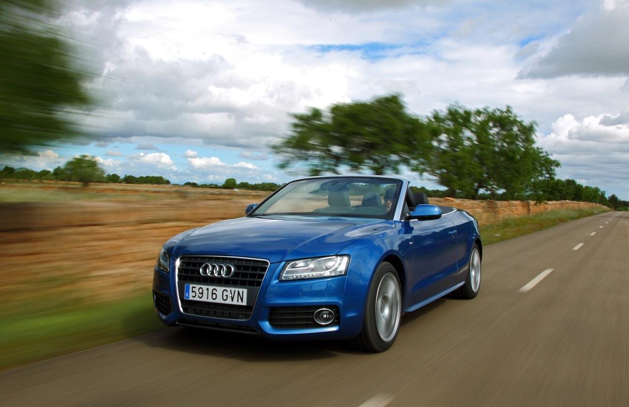 Foto de Audi A5 Cabrio (1/45)