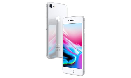En tuimeilibre, tienes el iPhone 8 de 64 GB en color plata por sólo 549 euros