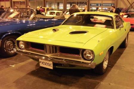 Ford Barracuda.