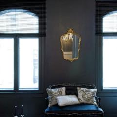 Foto 1 de 6 de la galería apartamento-en-negro en Decoesfera