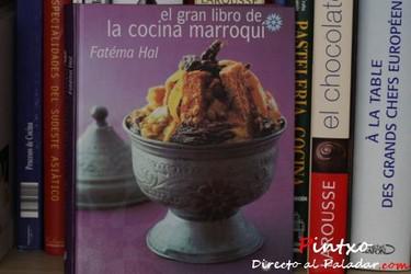 El gran libro de la cocina marroquí