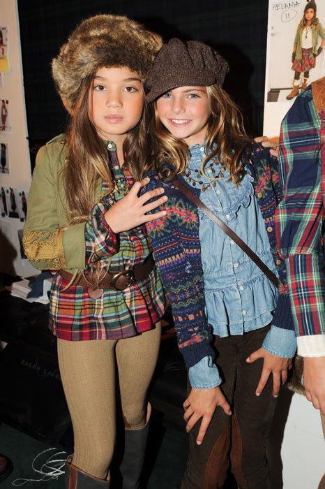 Foto de Especial moda infantil: Ralph Lauren y Gucci, estilo de adultos adaptado a los más pequeños (5/19)