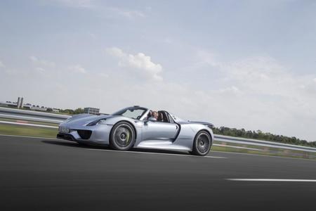 Porsche 918 Spyder Aldenhoven 3