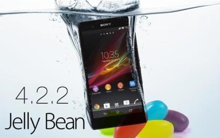 Primeras imágenes de Android 4.2.2 corriendo en Sony Xperia Z