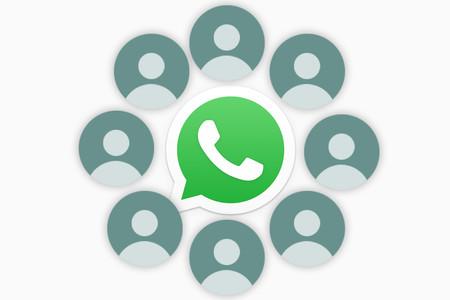 WhatsApp empieza a activar las videollamadas de hasta ocho personas en su beta