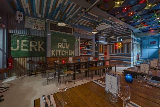 The Rum Kitchen