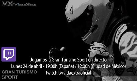 Jugamos en directo a Gran Turismo Sport a las 19h (las 12h en Ciudad de México) [Finalizado]