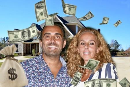 Este es el casoplón de lujo en el que Rocío Carrasco y Fidel Albiac viven su encierro (y Kiko Hernández es su vecino)