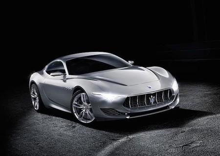 Maserati celebra su centenario. ¿Cómo? Con un nuevo concepto llamado Alfieri