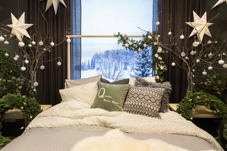 Okkkkikea Temporary Dormitorios Escaparate Navidad 3