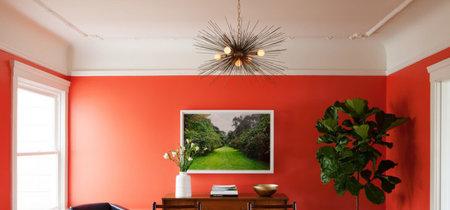El rojo siempre es moda: Once ambientes sugerentes
