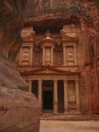 Petra: sin interés para los árabes